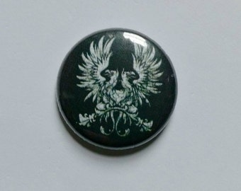 Dragon Age Grey Wardens Heraldry Pin