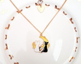 Sailor Moon, Luna Choker Necklace