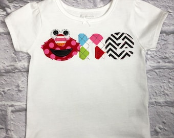 AGE Rainbow Elmo Shirt