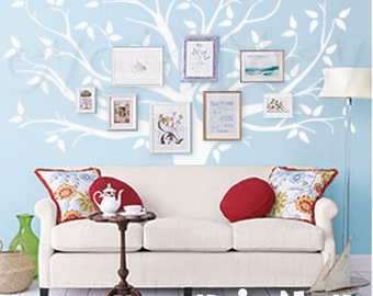Family Tree Wall Sticker - Family Tree Wall Stickers - TRFMLY010