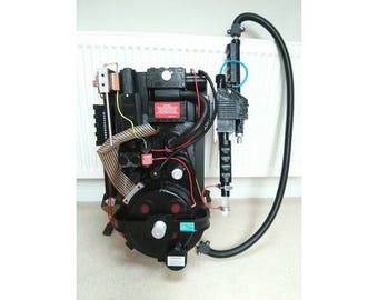 Ghostbusters proton pack. Lights and sound
