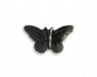 19x12mm Poetic Butterfly Decorivet