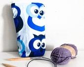 Handmade Owls Project Bag...