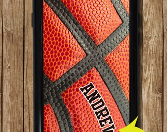 Basketball iPhone case, Autograph iPhone Case,  iPhone basketball Case, boys iPhone case, iphone 7 basketball, iphone 6 basketball,