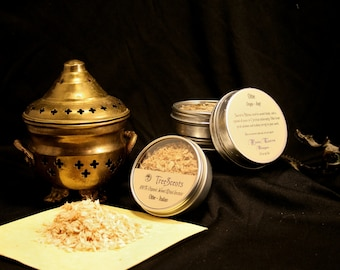 Olive (Italian) - TreeScents - Natural Wood Ritual Incense -