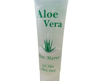 Aloe Vera Gel 100% pure, 250 ml.