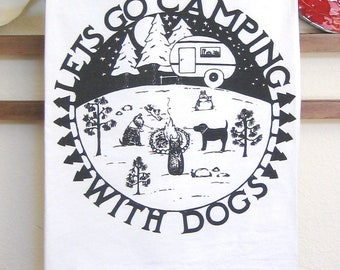 Camping Kitchen Towel