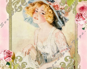 Victorian Girl.