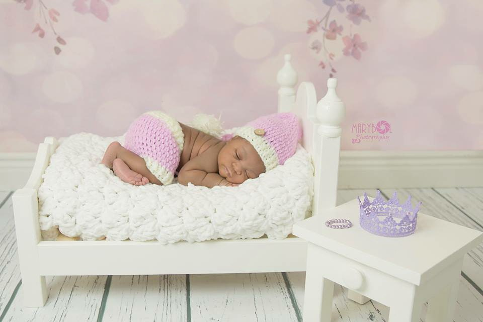 Sale madison newborn bed photography prop all american doll bed photo prop