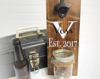 Gift For Men - Birthday Gift For Men - Personalized Gift For Men - Gift For Men Beer - Fathers Day Gift - Beer Gift - Beer Bottle Opener