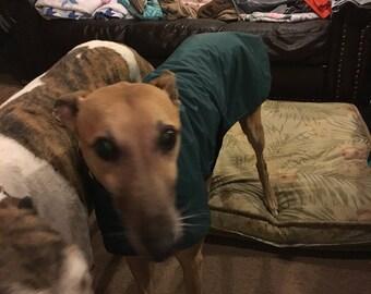 Waterproof flannel lined raincoat