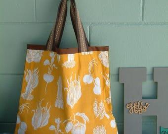 Tote, Shoulder Bag, Foodie Tote, Morethanasmile