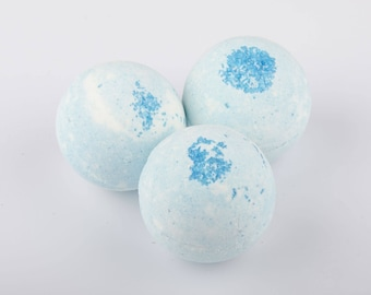 Spa Bath Bomb - Spa Bath Fizzie - All Natural - Vegan - Moisturizing Bath Bomb - Gift For Her - Wife Gift - Mothers Day Gift