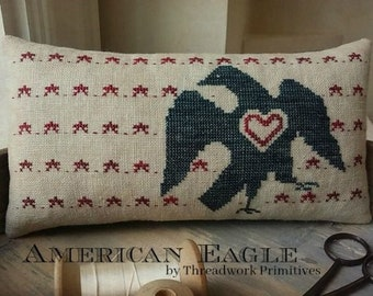 """THREADWORK PRIMITIVES """"American Eagle"""" 