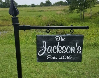 Personalized Yard Signs, Fathers Day Gift, Garden Signs, House Signs, Personalized Gifts, Housewarming Gifts, #1