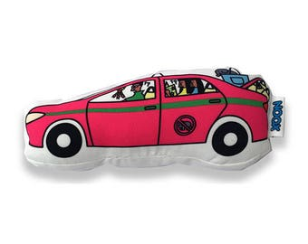 Soft Toy Taxi