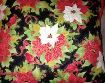 2 Beautiful Christmas Pillows