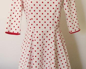 Polka Dots 50's style dress