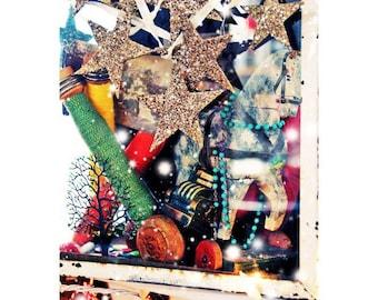The Magical Glass Box - 5 Postcard Set