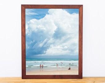 Thailand Beach, Photography Print, Tropical Art, Beach Photography, Travel Photography, Engineer Print, Digital Download