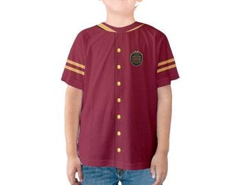 Kid's Tower of Terror Bellhop Inspired Shirt