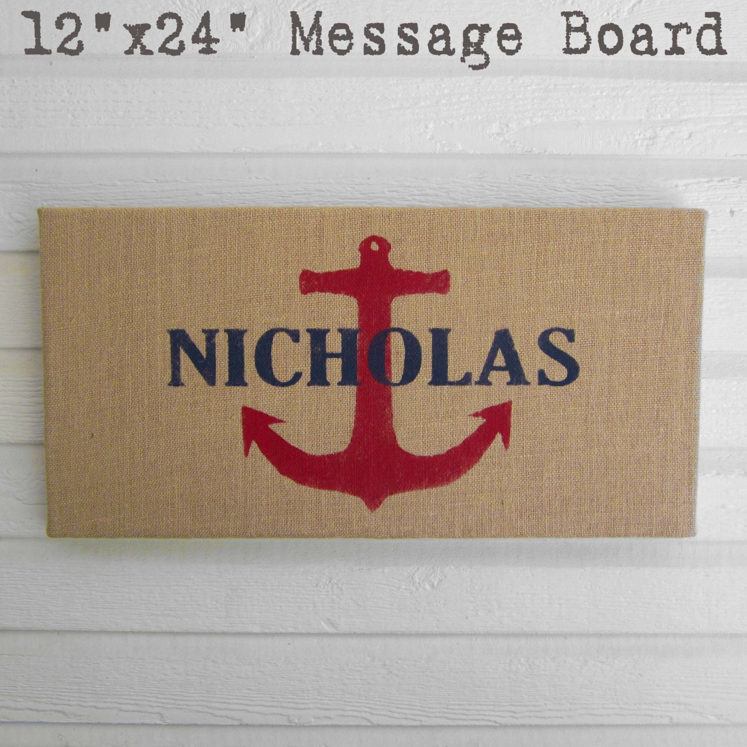 pin inches items to etsy nautical circle x on anchor with decal rope decor similar wall