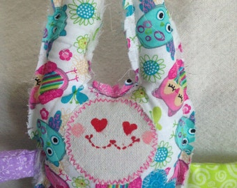 rag doll bunnies handmade