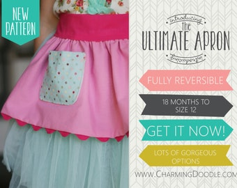 PDF Sewing Pattern: The Ultimate Apron