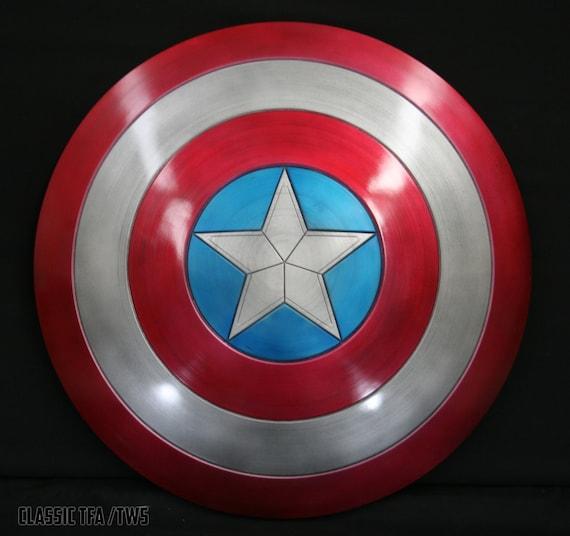 Captain America Shield TFA Movie Accurate