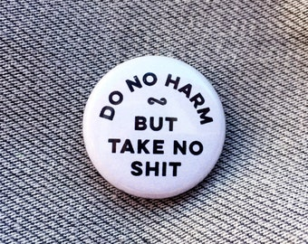 Do No Harm Button