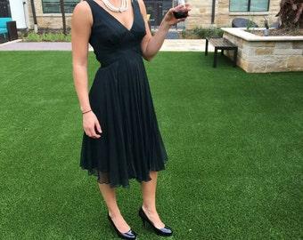 Elegant Little Black Dress