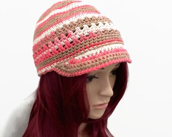 Lakeside Brimster - Ballcap - 100% Cotton Yarns