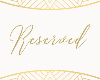 reserved for jolie