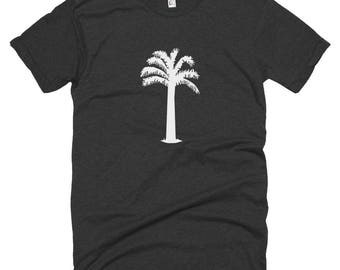 Minimal Miami City Seal T-shirt