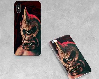 Cyclops Monster iPhone Cellphone Case GORE