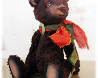 Martin (artist teddy bear, vintage bear)
