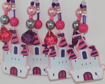 Castle Princess Tablecloth Weights Set of 4