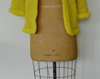 1960s I.Magnin Sweater // S-M