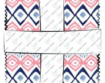 Indigo Rose 5 Inch Squares Charm Pack, 42 Pieces, Sara Berrenson  Collection, Camelot Fabrics, Precut Fabric, Quilt Fabric, Cotton