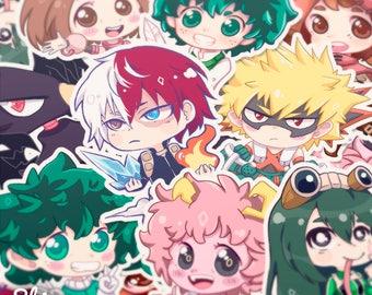 Boku no Hero Academia Stickers
