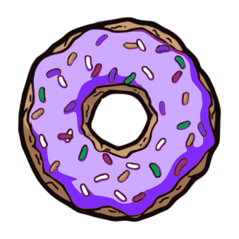 donut clip art donut clipart pastry clip art food clip art rh etsystudio com donut clipart border donut clipart images