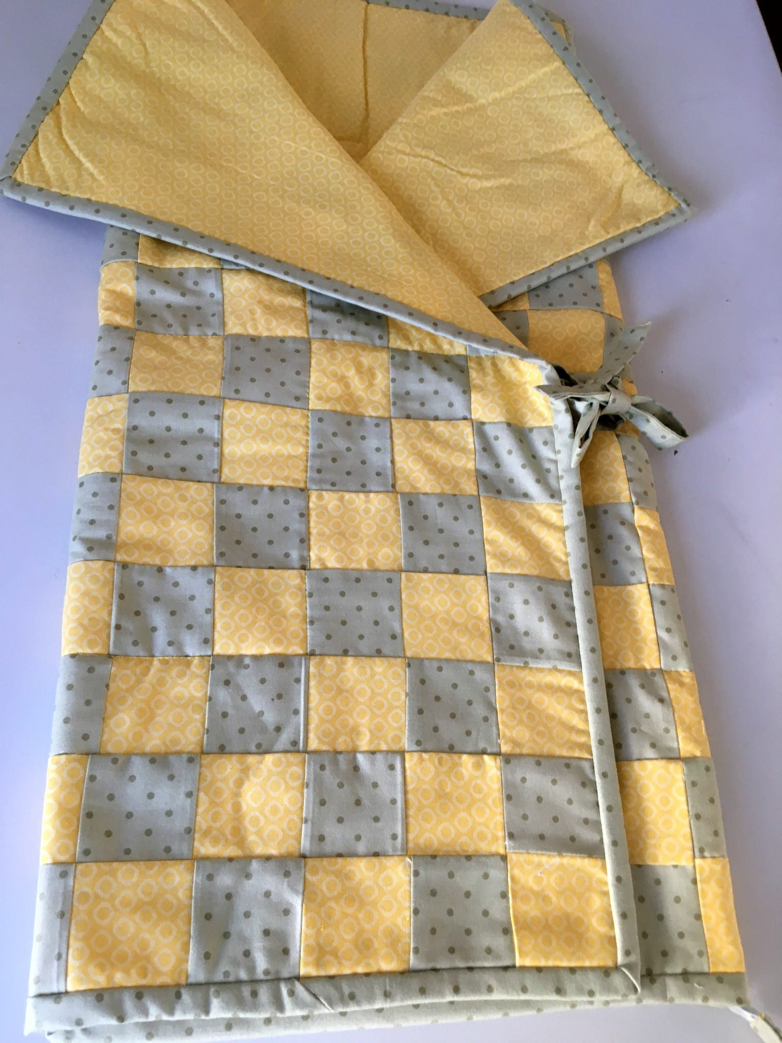 Baby Bunting Bag Bunting or Blanket Quilted Baby Bunting : quilted baby bunting - Adamdwight.com