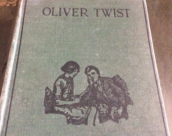 Oliver Twist; Told to the children by Ethal Lindsay