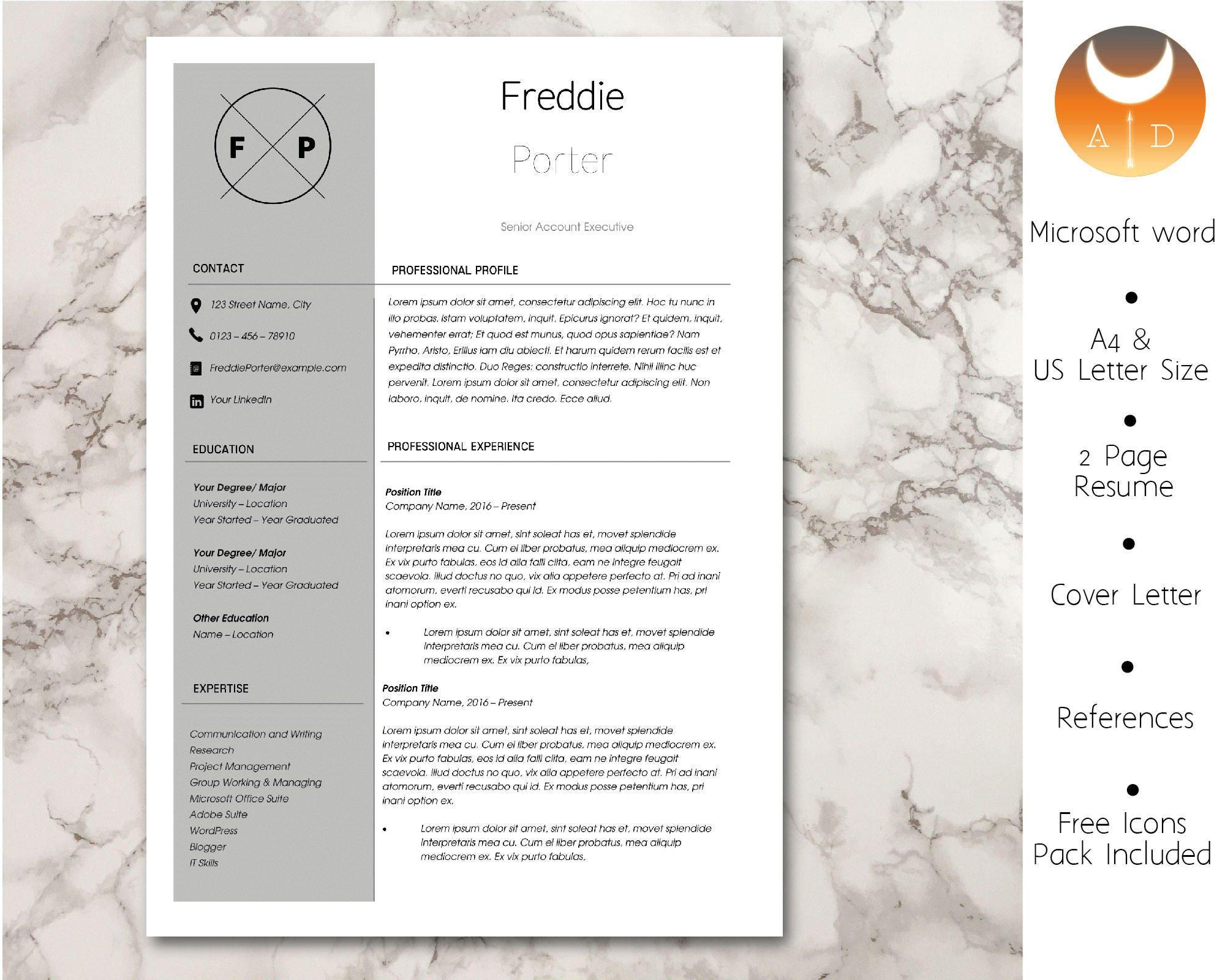 Charmant Seiten Für Mac Vorlagen Zeitgenössisch - Entry Level Resume ...