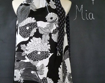 Pillowcase DRESS or TOP - Alexander Henry - Yoko - Made in ANY Size - Boutique Mia