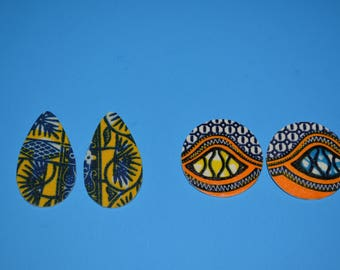 Ankara Earrings