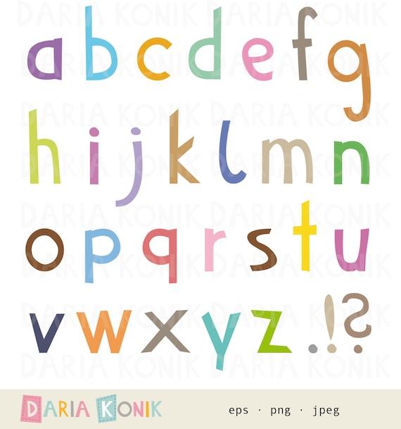 Großzügig Alphabet Buchstaben Zum Ausdrucken In Farbe Zeitgenössisch ...