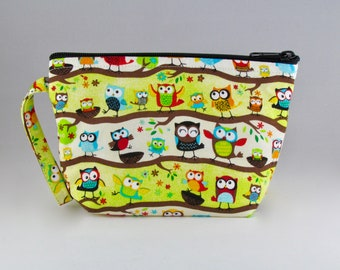 Branch Buddies Makeup Bag - Accessory - Cosmetic Bag - Pouch - Toiletry Bag - Gift