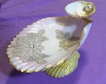 Seashell Jewelry holder