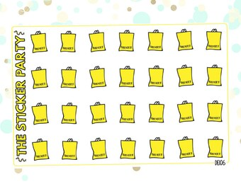 Forever 21 Planner Stickers